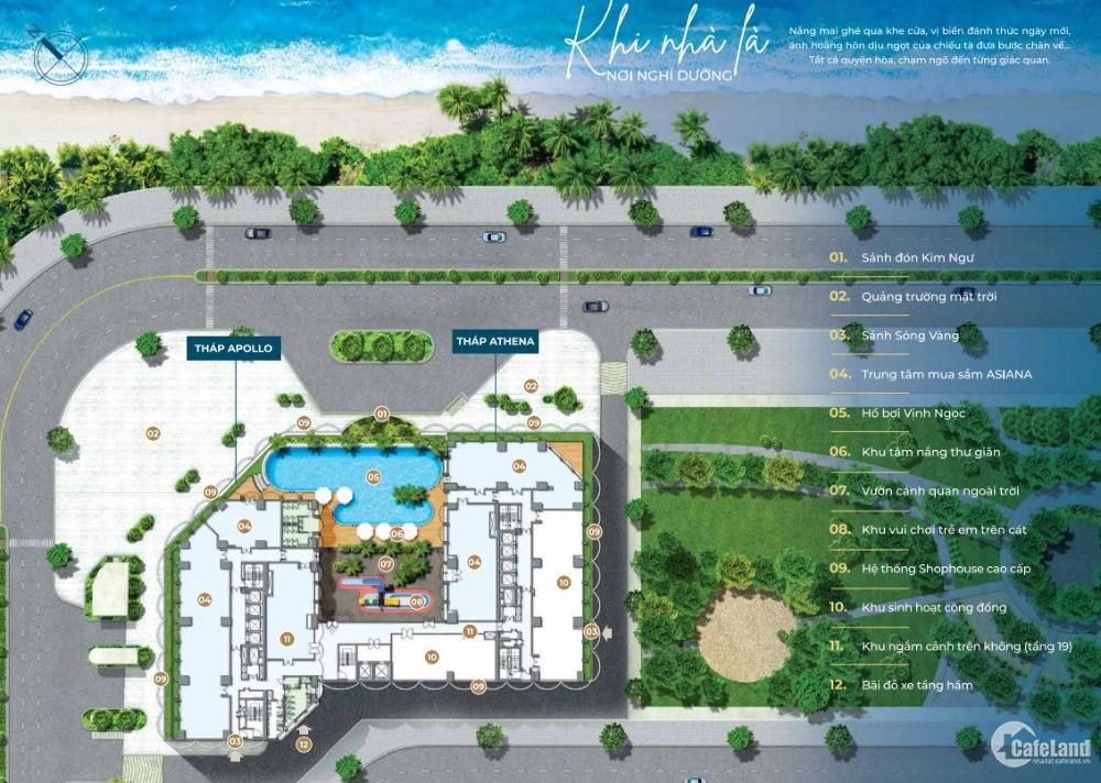 Giải mã căn hộ cao cấp hot nhất hiện nay, Asiana vịnh ngọc tp Đà nẵng.