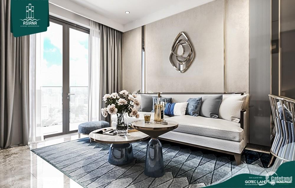 Asiana Luxury Residences - CHIẾT KHẤU CAO 9% - SỔ HỒNG PHÁP LÝ - LH: 0905483901