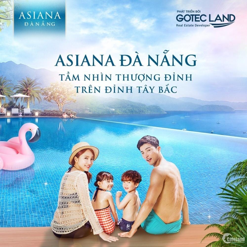 Asiana Luxury Residences - CHỌN NHÀ SANG - SỔ HỒNG PHÁP LÝ - LH: 0905483901