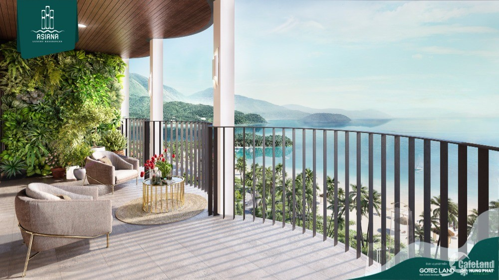 Dự án Asiana Luxury Residences - TƯ VẤN CHỌN CĂN ĐẸP -99% VIEW BIỂN - 0905483901