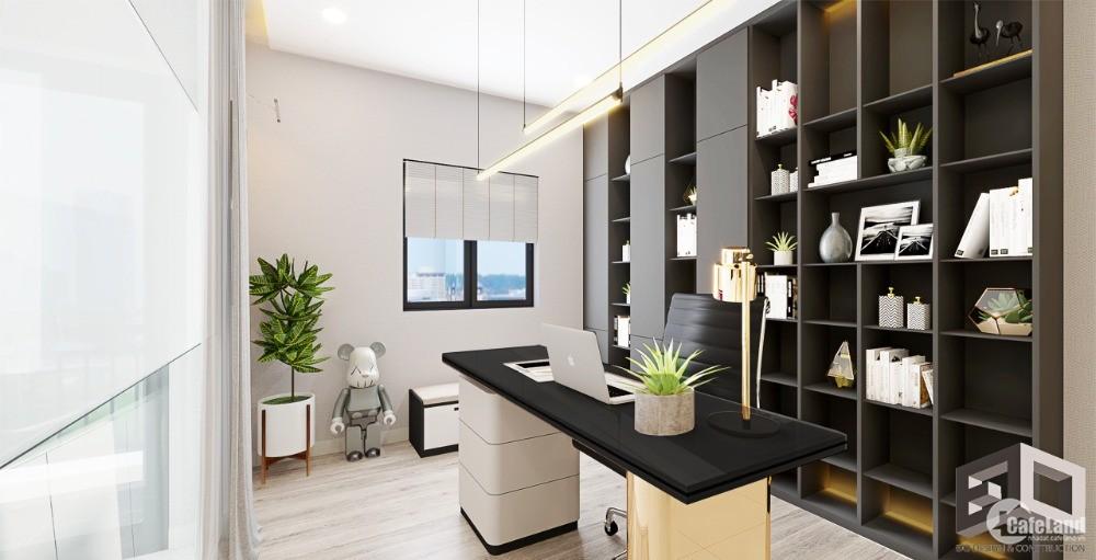 SỞ hữu căn hộ ngay trung tâm thành phố giá chỉ 23tr/m2.