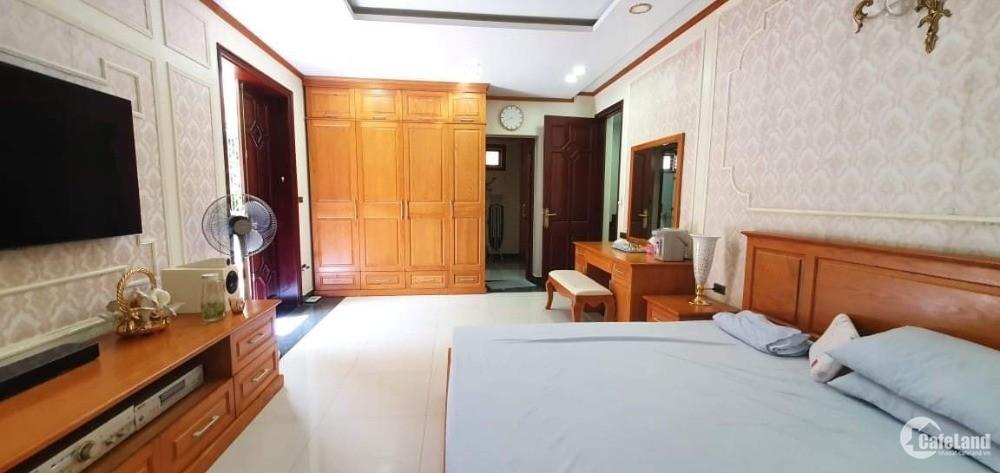 Bán Biệt thự lô góc KĐT Yên Hòa, Cầu Giấy, 120m x 4 tầng