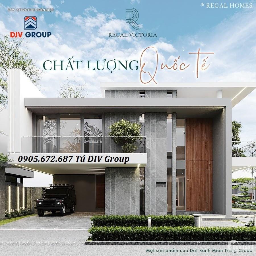 Biệt thự sân Golf Đà Nẵng - Regal Victoria - Sổ Hồng Lâu Dài - DIV Group
