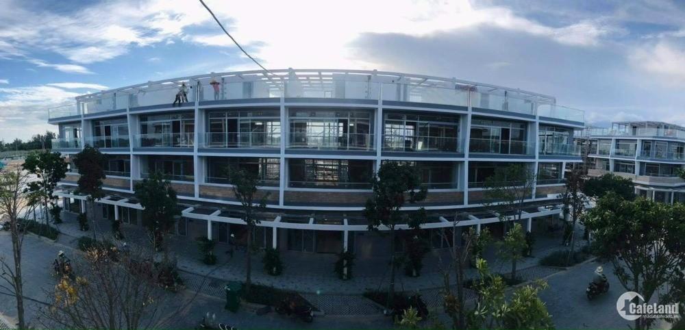 CĐT ra mắt Shophouse biển 2 mặt tiền tại khu kinh tế đêm sầm uất Phan Thiết