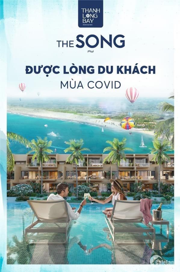 The Song cam kết mua lại 6%/năm nhà phố biển 2 mặt tiền tại Nam Phan Thiết