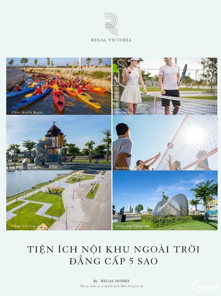Thanh toán 4 tỷ nhận ngay biệt thự gần sân Golf Đà Nẵng - CK thêm 1 TỶ ĐỒNG