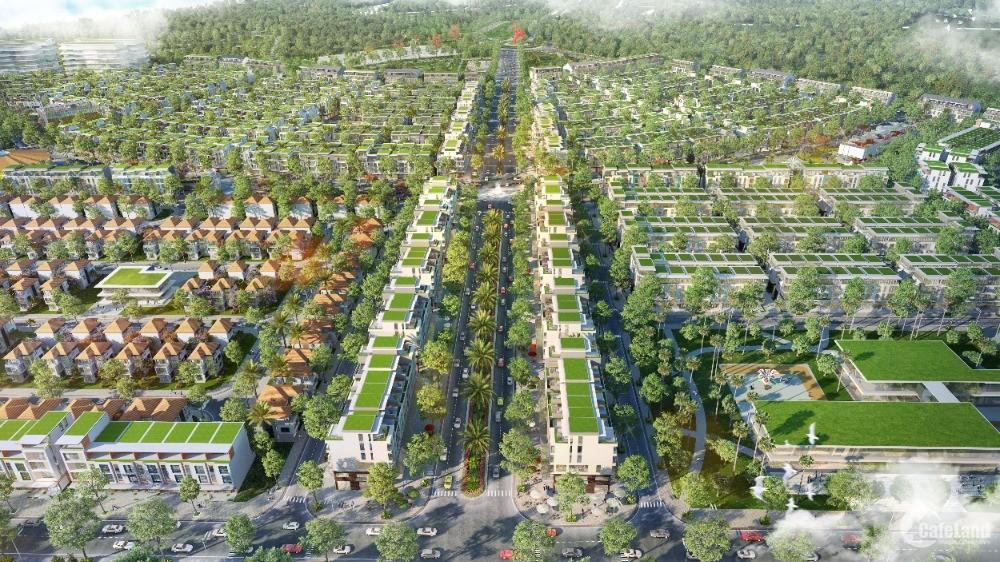 Biệt thự - Shophouse - Đại đô thị Meyhomes Capital Phú Quốc