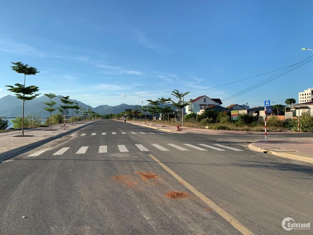 Bán đất tái định cư k8 giá rẻ,full thổ cư, mặt tiền đường N3-8 Cam Lâm Khánh Hòa