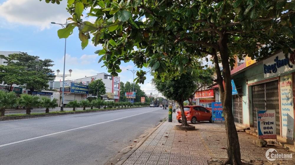 Mặt tiền Quốc lộ 1A, kinh doanh buôn bán sầm uất