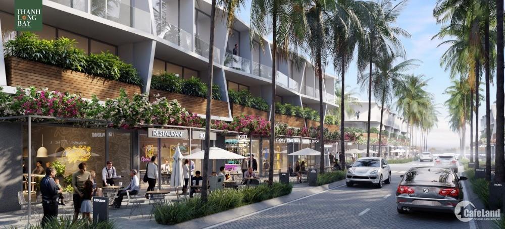 Đầu tư ngay nhà phố biển 2mặt tiền khu du lịch Phan Thiết, vốn chỉ 1tỷ8 CK 19%