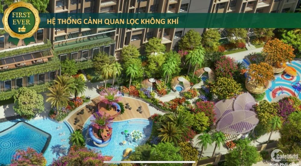 Mở bán 48 căn nhà phố mặt tiền Nguyễn Hữu Thọ của CĐT Kepple Land cực hot