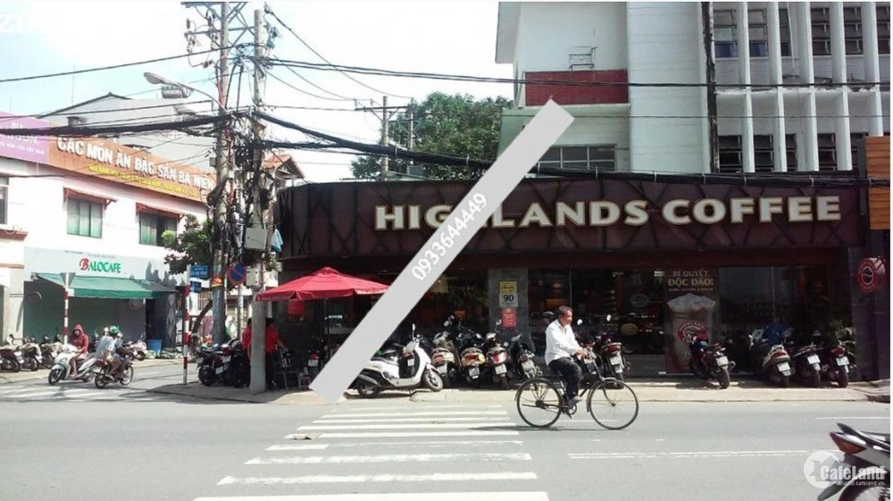 Bán Nhà 85 - 87 ĐỀ THÁM, P Cô Giang, Quận 1, 160m2, 65 tỷ - 0933644449