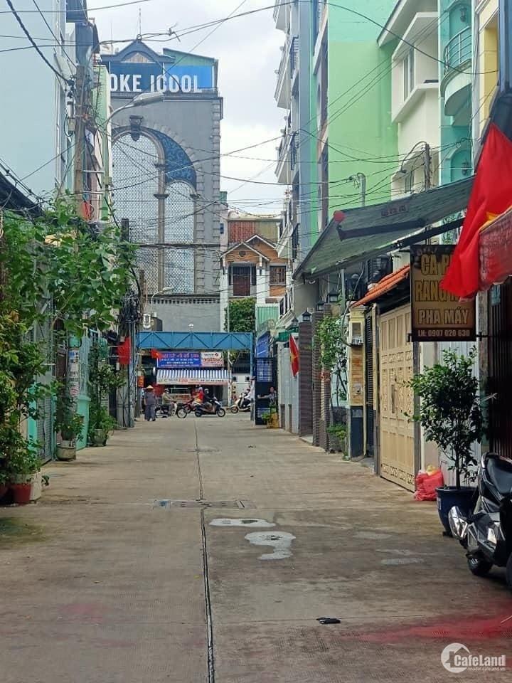 Quận 10 - Bán nhà HXH 15 tỷ Thành Thái, Phường 14, Quận 10