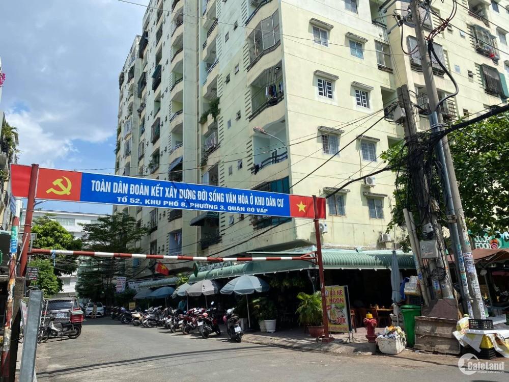 (Gò Vấp)bán nhà mặt tiền,vị trí cực đẹp,Nguyễn Văn Công,78m2,5tầng,11.9tỷ.