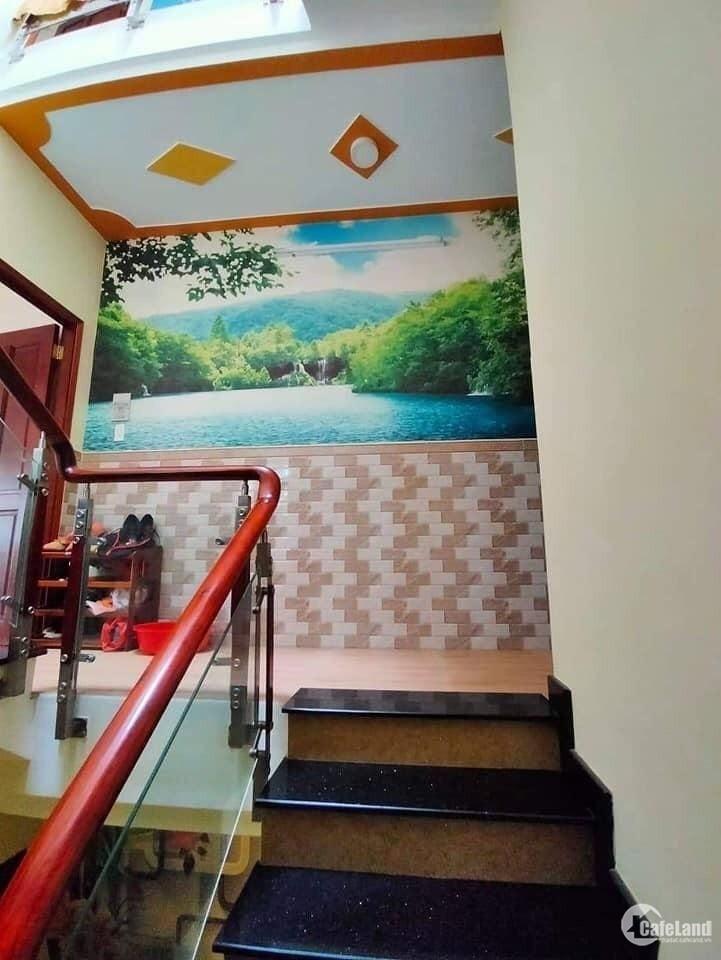 Tân Bình - Bán nhà 7,6 tỷ HXH Âu Cơ, Phường 10, Quận Tân Bình