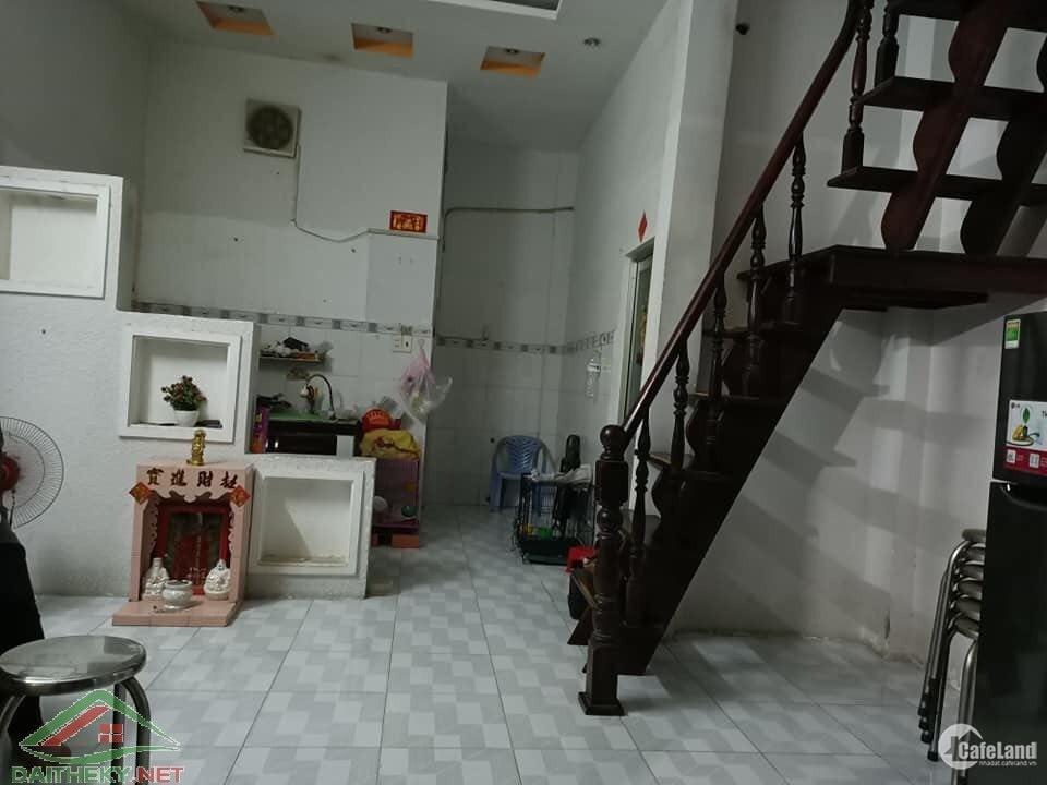 Tân Phú - Bán nhà HXH 3,5 tỷ đường Khuông Việt, Phường Phú Trung, Quận Tân Phú