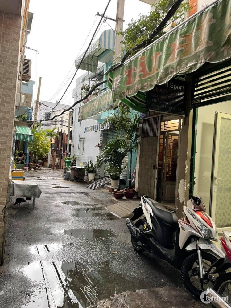 Tân Phú - Bán nhà HXH 4,5 tỷ Tân Thành, Phường Tân Thành, Quận Tân Phú