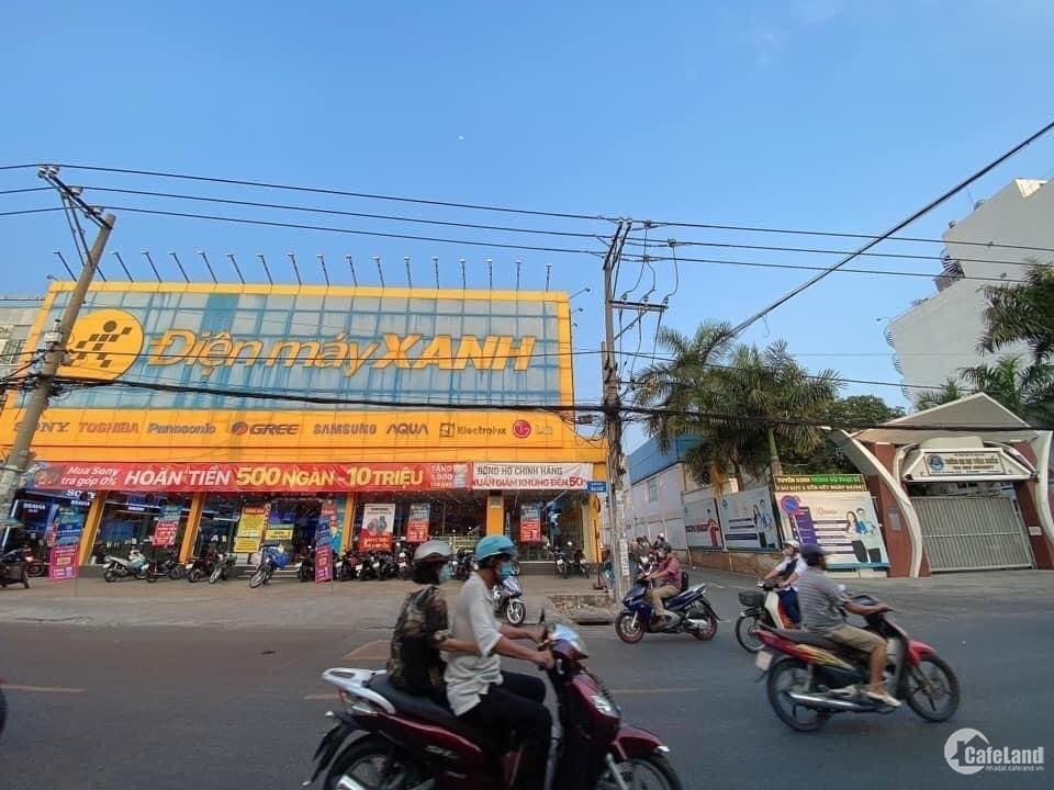Tân Phú - Bán nhà 18,7 tỷ mặt tiền Âu Cơ, Phường Phú Trung, Quận Tân Phú
