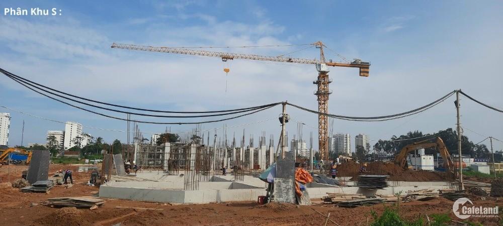Cập nhật tiến độ dự án Sun Grand Boulevard ngày 21/9/2021