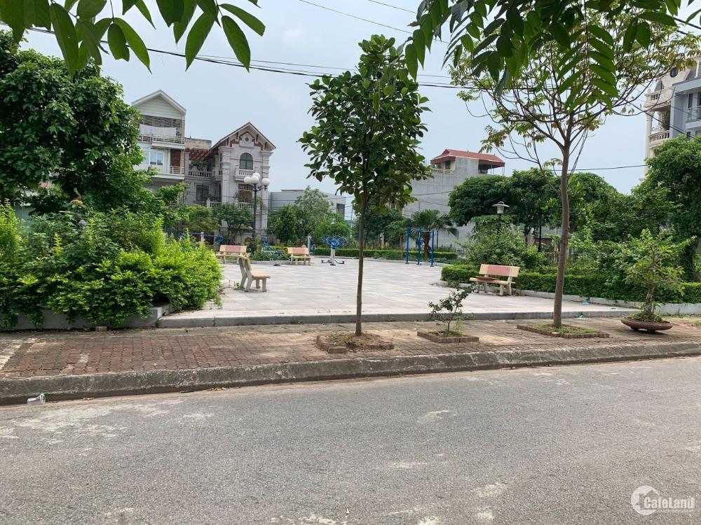 Chính chủ bán nhà tại Khu đô Thị An Huy, Thành phố Bắc Ninh, view vườn hoa