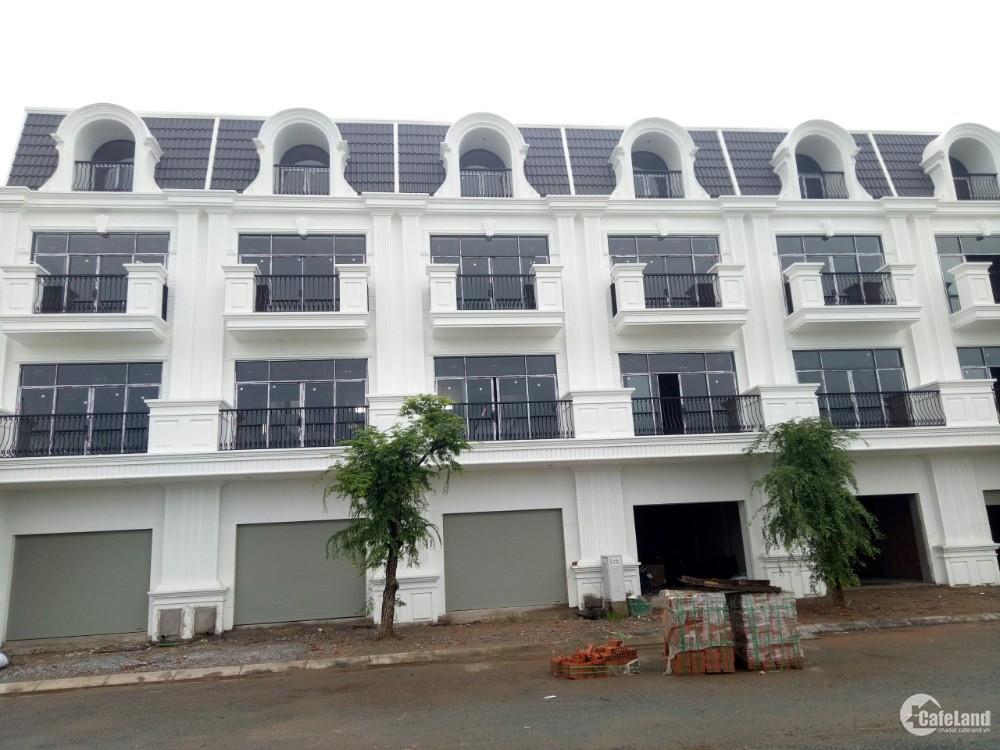 Bán căn Shophouse trong KĐT lớn nhất Đồng Bằng Sông Cữu Long