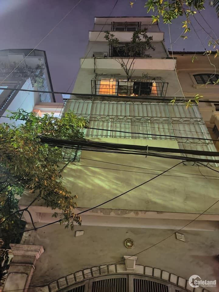 Nhà kd, gara ô tô tránh, thang máy, 71m2, Đội Nhân 12.9 Tỷ Văn Cao.