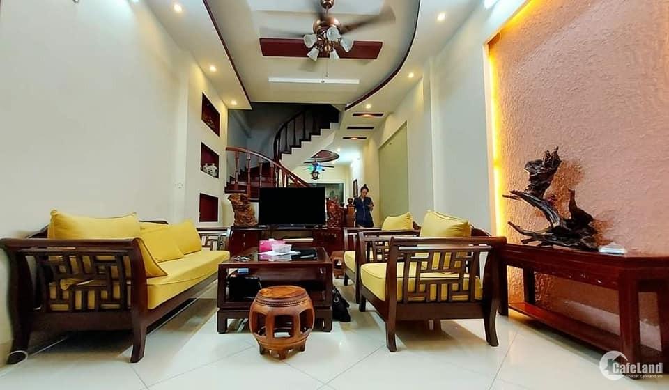 Nhà đẹp Trần Cung, Cầu Giấy, ngõ thông, nông ,6 tầng, 39m2, nhỉnh 4 tỷ.