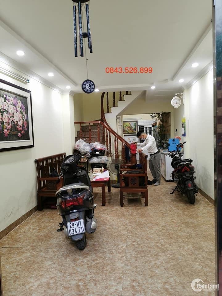 Bán nhà phố Mai Động, Phân lô - Ngõ thông - 2 thoáng - gần phố, 48m2 nhỉnh 4 tỷ.