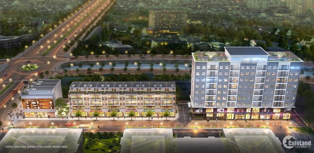 Nhà Định Công - Dự án Larvender Định Công Hà Nội