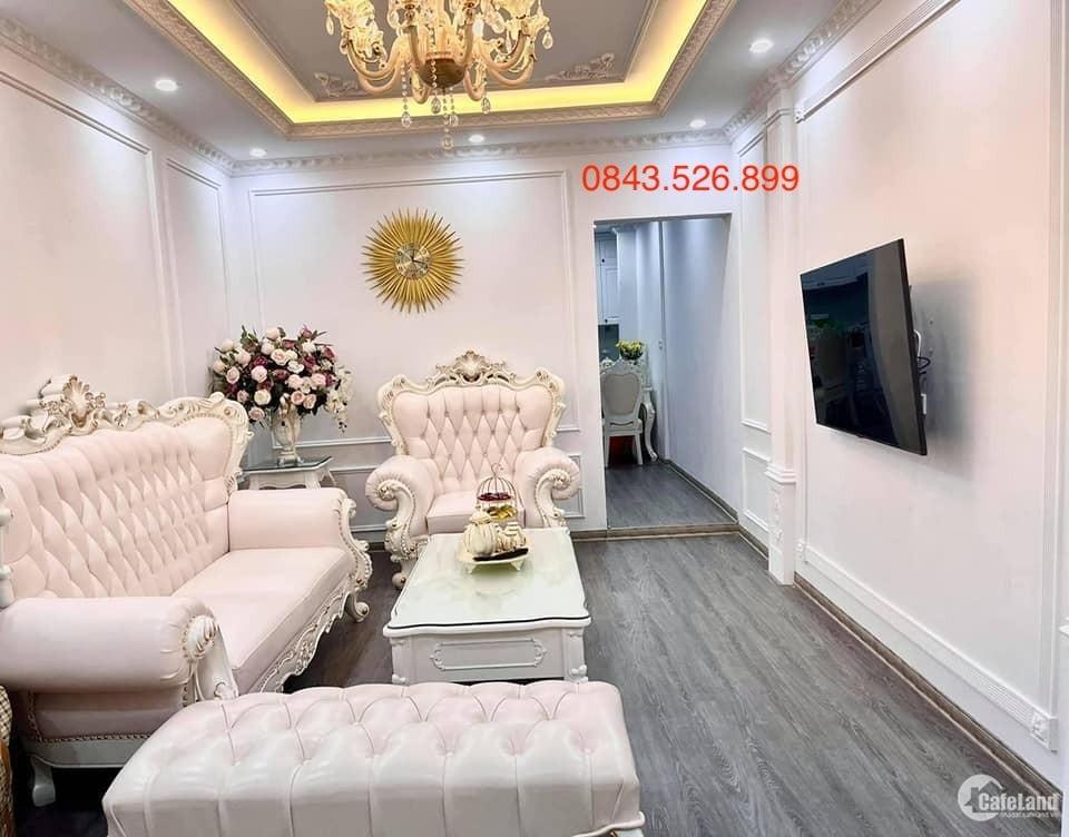 Bán nhà riêng Nguyễn Sơn, Lâu đài mini-Full nội thất xịn-Ô tô chỉ hơn 4 tỷ.