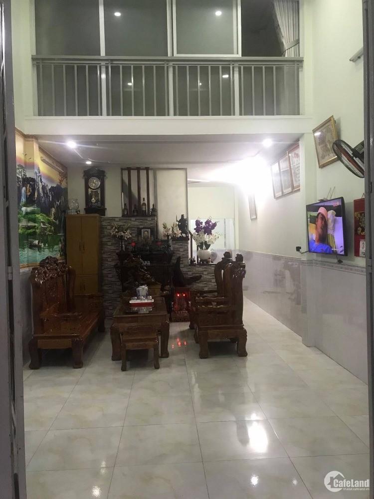 (Quân12)Bán nhà đẹp hxh thông,TTH21,Dương Thị Mười,52m2,3.15tỷ.