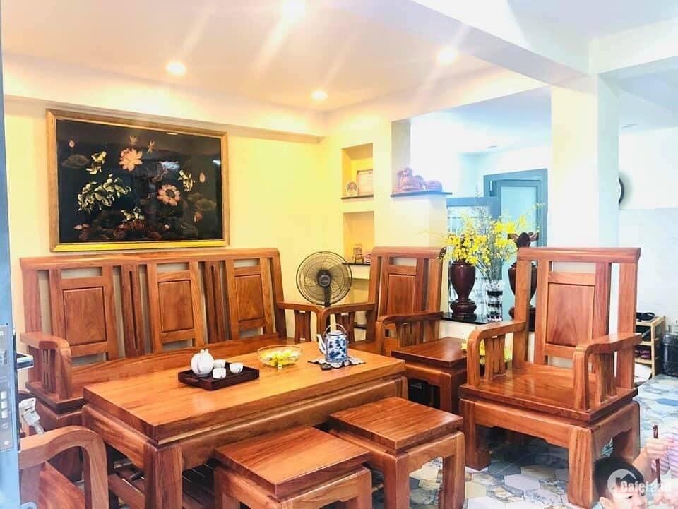 Nhà 5 tầng 4PN ngang 7m, Hẻm xe hơi, Rẻ nhất Quận 3, Chung Kaka' 0901218895.