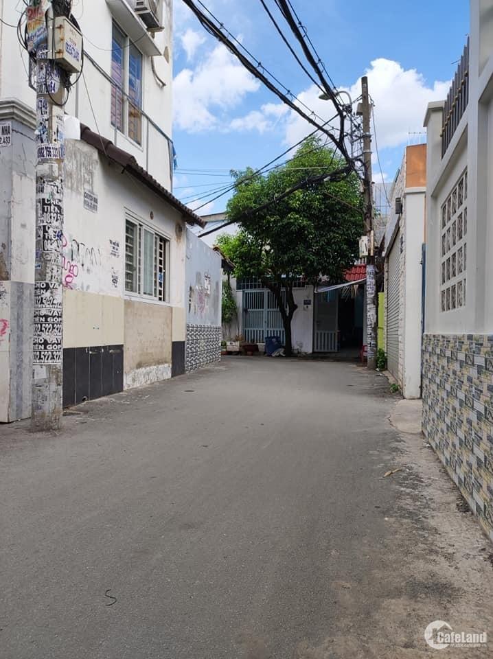 (Gò Vấp)Nhà đẹp,hxh,Lê Đức Thọ,Nguyễn Văn lượng ,46 m2, 5tỷ.