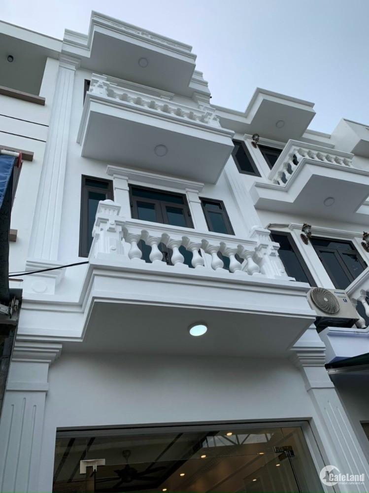 Bán nhà phố Lê Viết Quang, ph. Ngọc Châu, TP HD, 50m2, mt 3.8m, 3 tầng, 3 ngủ, n