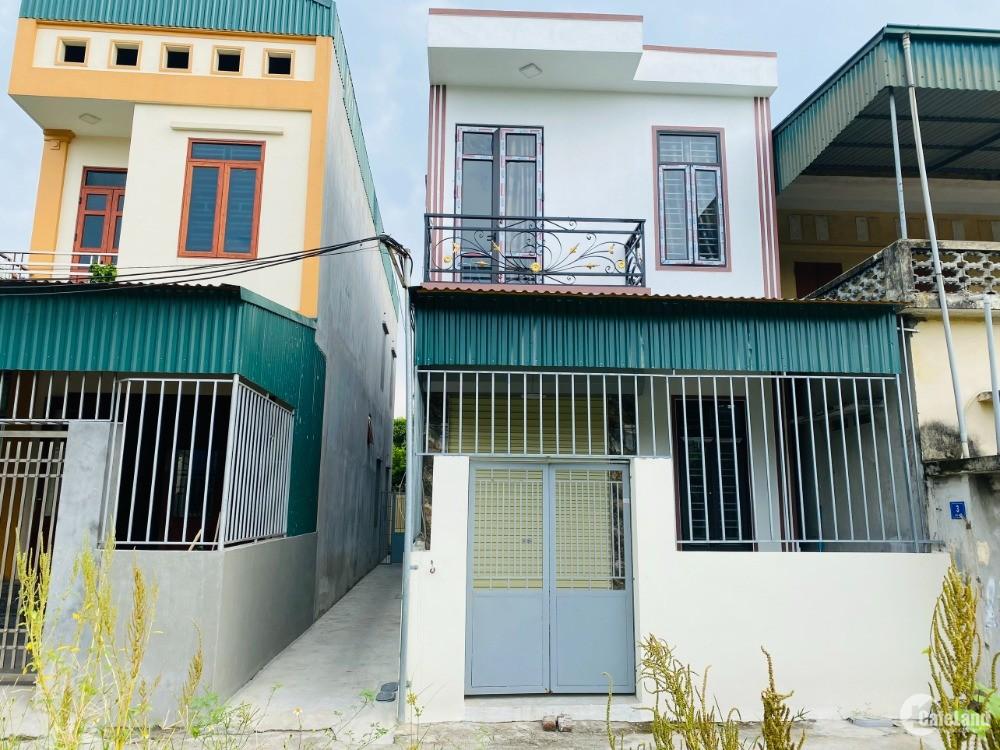 Bán nhà khu 7 Việt Hòa, TP HD, 51.9m2, mt 4.7m, 2 tầng, 2 ngủ, sân cổng, lô góc,