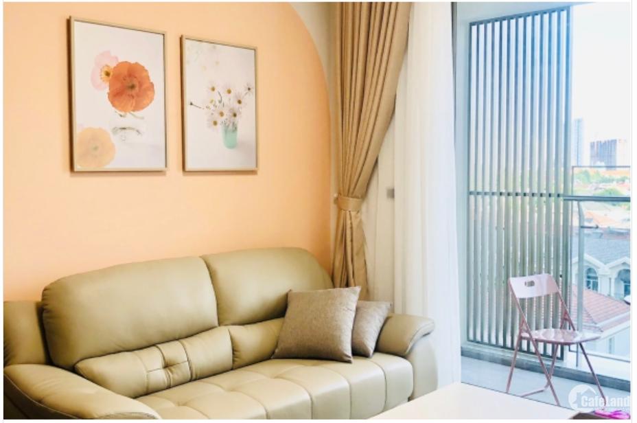 Cho thuê Căn hộ cao cấp MidTown Phú Mỹ Hưng - 2PN, full nội thất cao cấp