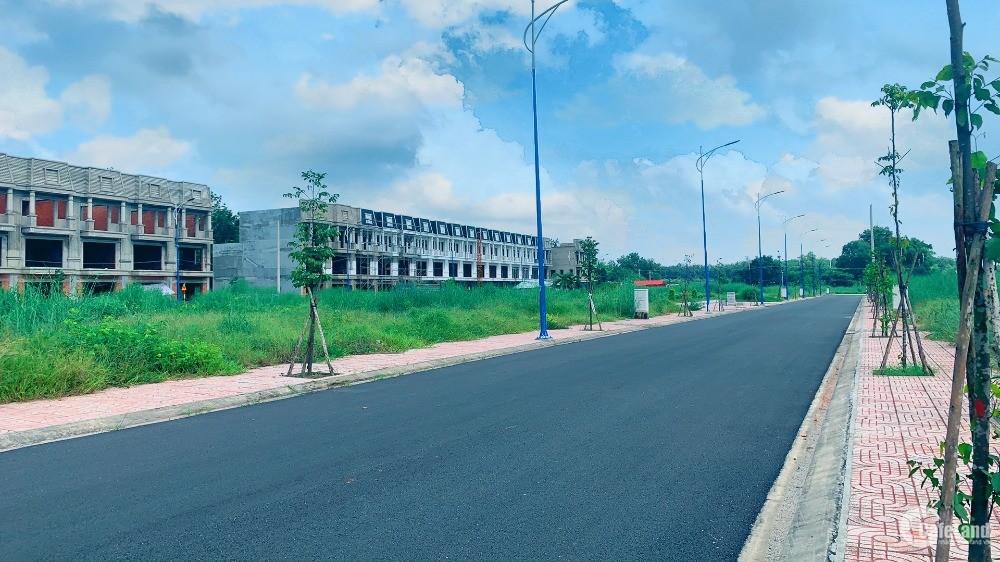 Đất đầu tư mùa dịch mặt tiền đường DT750 60m2/full thổ cư