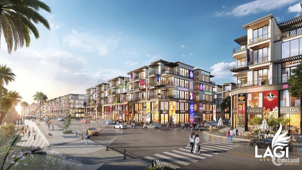 Duy nhất trên thị trường đất nền Biển. Lagi New City sở hữu lâu dài và trả góp.
