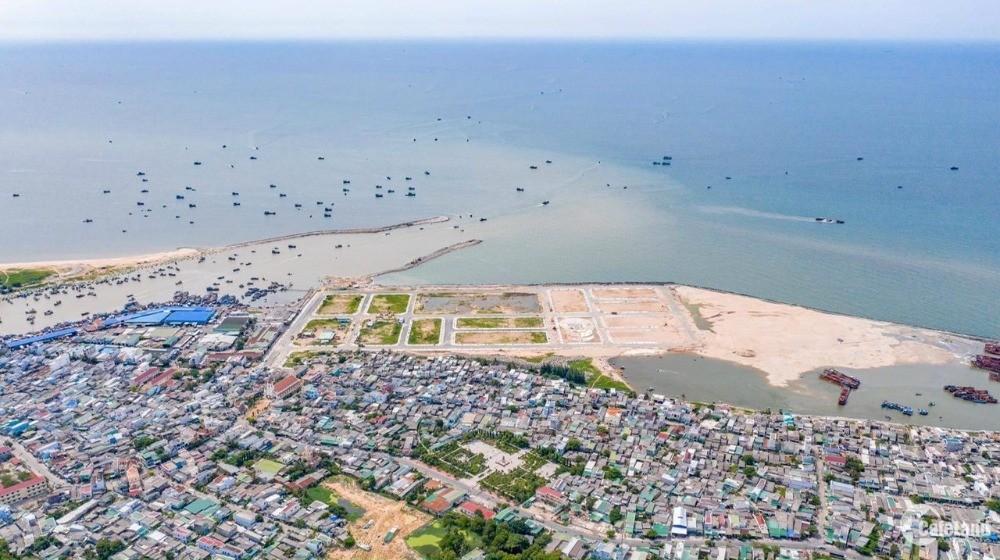 Đất nền 2 mặt tiền biển khan hiếm, sổ đỏ lâu dài, chính sách tốt!