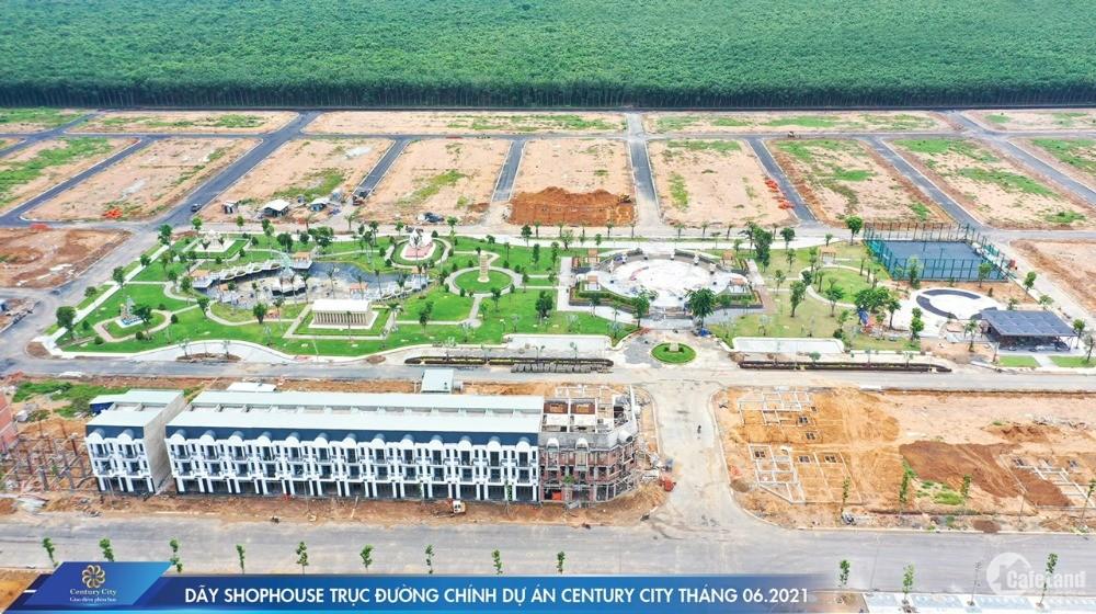 DỰ ÁN CENTURY CITY 200 NỀN CUỐI CÙNG GIÁ ĐẦU TƯ
