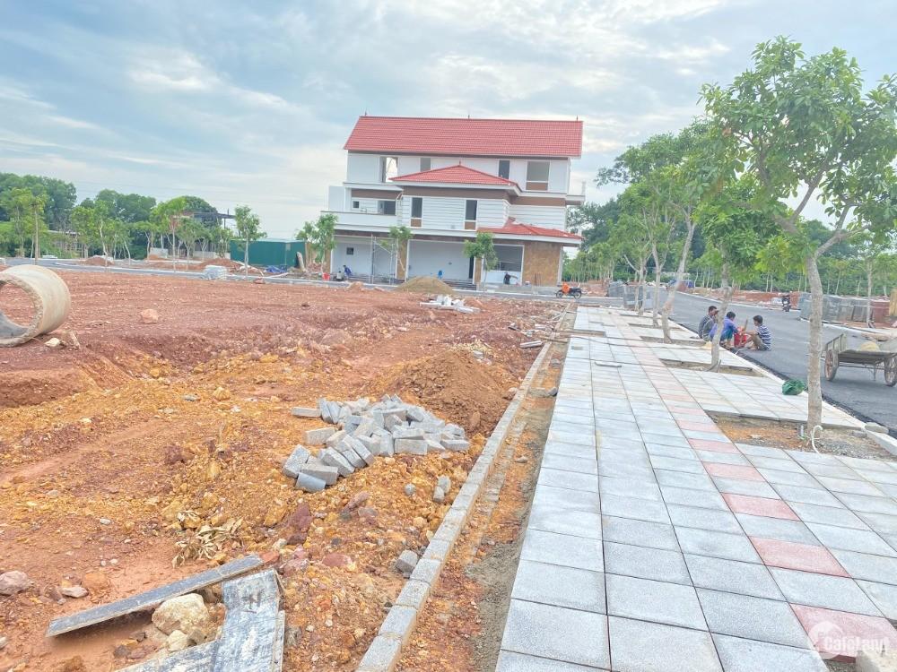 Đất nền khu công nghiệp 675ha, trung tâm huyện Phú Bình, Thái Nguyên
