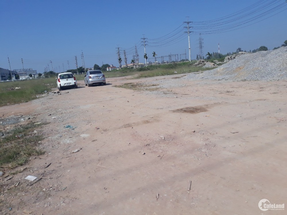 Còn duy nhất lô đất trong khu công nghiệp tại Việt Yên Bắc Giang, dt 1ha mua trự