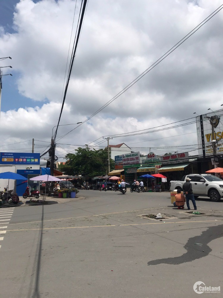 Bán lô đất Sổ hồng Riêng, gần chợ Trảng Dài đường Nguyễn Phúc Chu