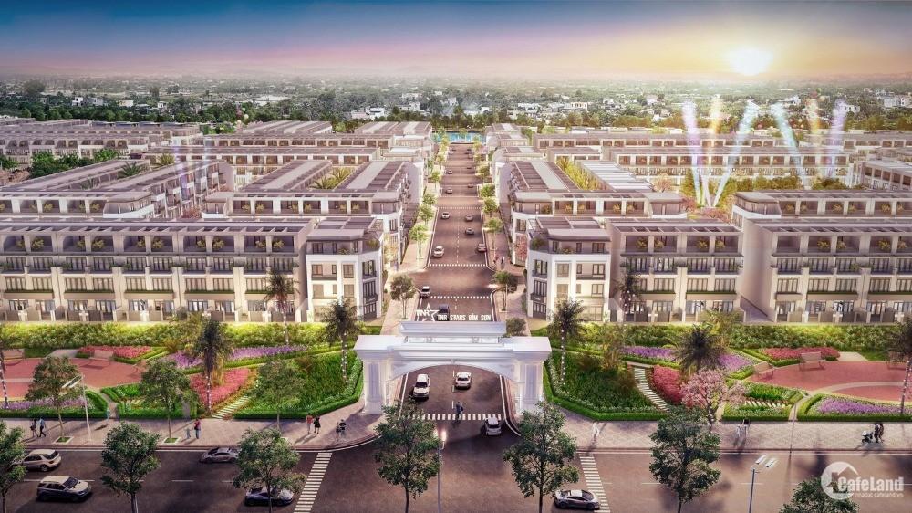 TNR Bỉm Sơn chỉ 10 triệu Cọc thiện chí chọn Lô đẹp.Cơ hội đầu tư mùa dịch.