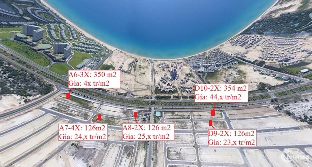 Cần bán 5 nền Vip trung tâm Golden Bay 602