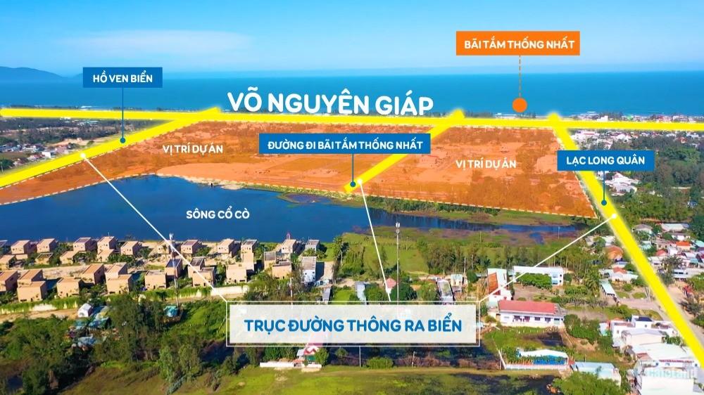 Khu đô thị Coco Aqua Riverside chỉ 14tr/m2 ven sông Cổ Cò
