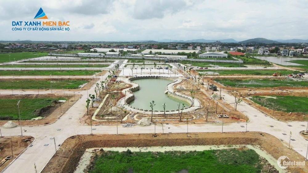 Đất Nền Ven Nút Giao Cao Tốc Bắc- Nam tại Đông Sơn- Thanh Hóa
