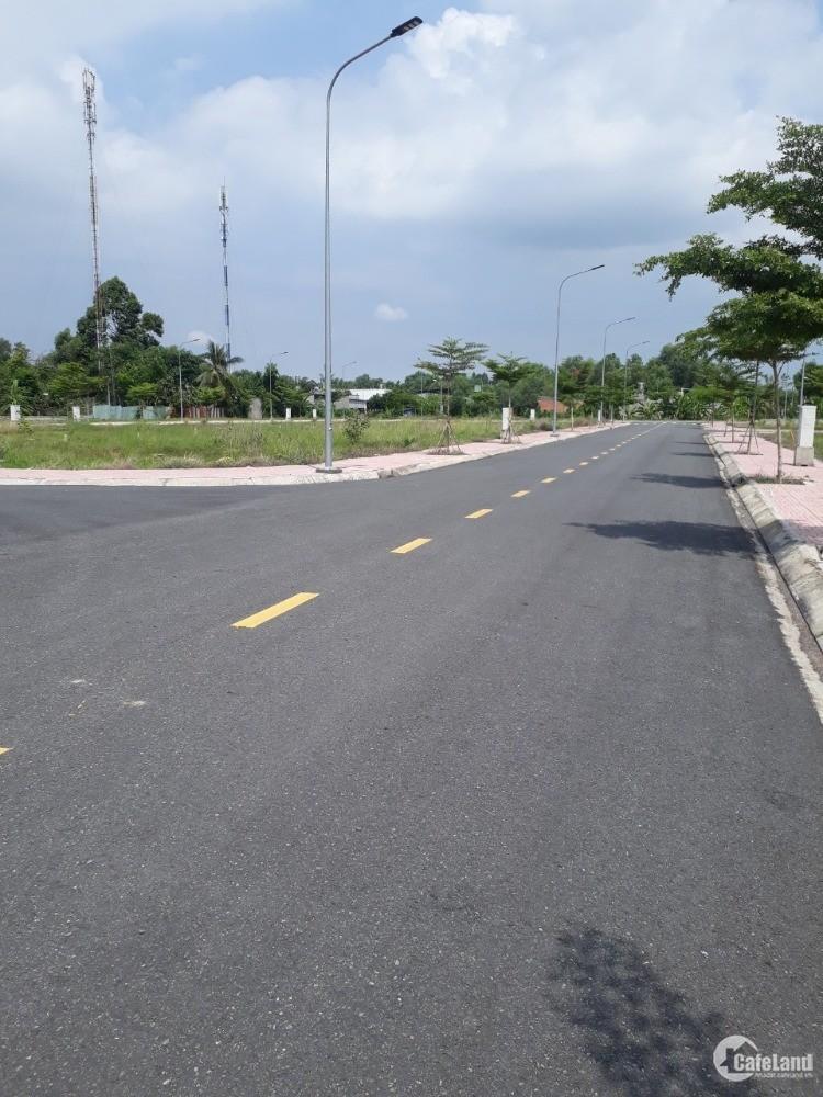 Đất MT đường Nguyễn Văn Khạ. Đất vuông vức, Gần chợ, trường học. Sinh lời cao.