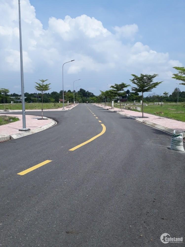 Đất MT đường Nguyễn Văn Khạ. Cách bến xe Củ Chi, KCN 800m. Tiện KD, mua bán.