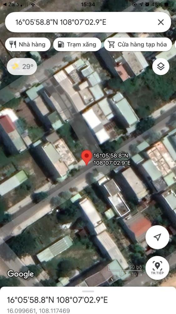 Bán đất đường 5m5 gần trường Đàm Quang Trung 95m2 giá 2 tỷ 120
